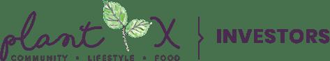PlantX Investor Logo