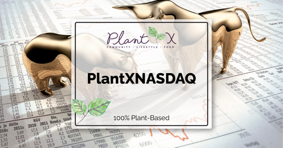 PlantX Nasdaq Application