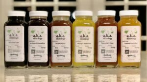 As part of the CO2 for You line, Trashless offers artisanal syrup options from Austin's a.k.a mixology.