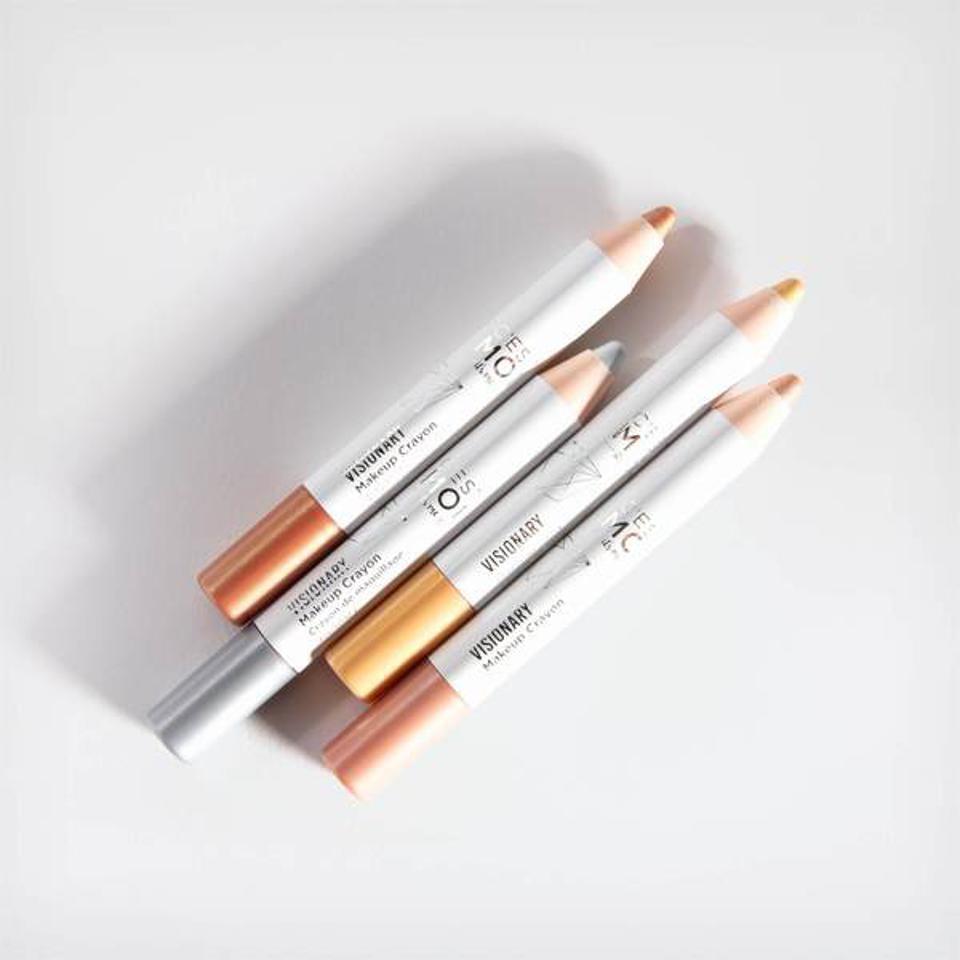 C'est Moi Visionary Metallic Makeup Crayon Set