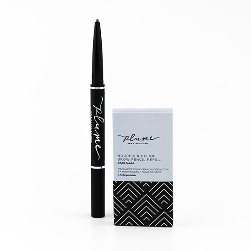 Plume Nourish + Define Brow Pencil